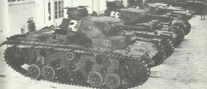 Panzer 3 Ausf G in factory
