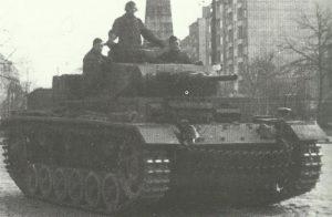 Panzer 3 Ausf H