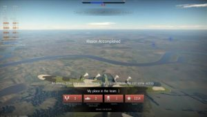 victory with Pe-8 in War Thunder