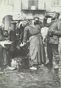 German soldiers in Macedonia