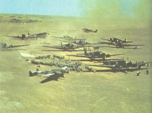 Ju 52 supply Afrika Korps