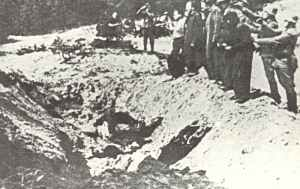 Murder of Jews in Ukraine.