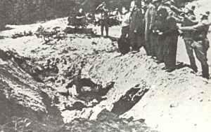 Murder of Jews in Ukraine.