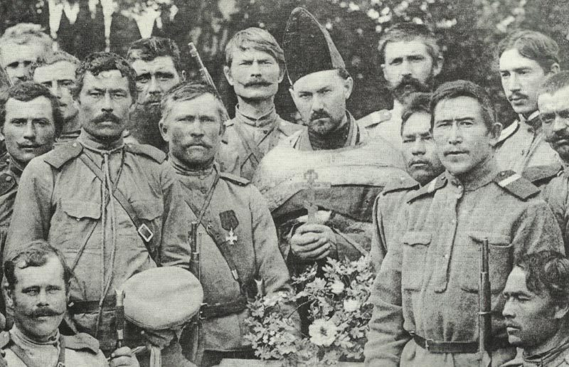 soldiers of the Tsar