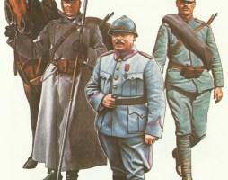 Romanian Army in World War One 1916-1918