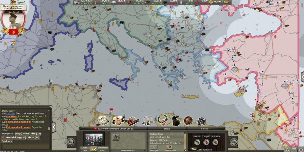 Supremacy 1942