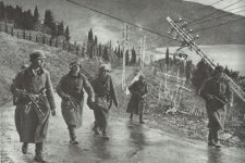 German infantry on the Crimea
