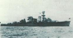 light cruiser Koeln (Cologne)