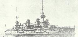 battleship 'Gaulois'