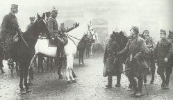 Mackensen captured Bucharest
