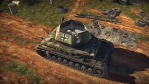 AA-tank Ostwind