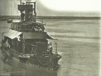 British gunboat on the Tigris