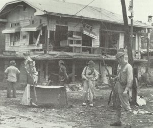 US soldiers Philippines