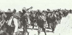 Royal Irish Regiment  in Mesopotamia