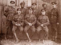 British and Indian Military Mounted Police