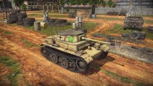 Panzer II H