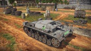 StuG III A