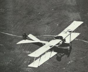 Hansa-Brandenburg reconnaissance aircraft