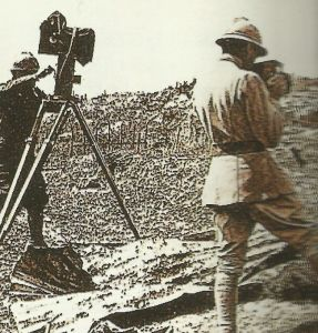 talian military photographer