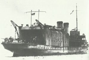 Seaplane carrier Empress