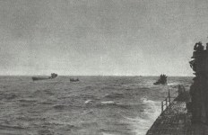 U-Boats are served by a U-tanker