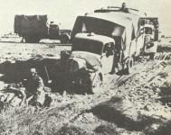 German supply column
