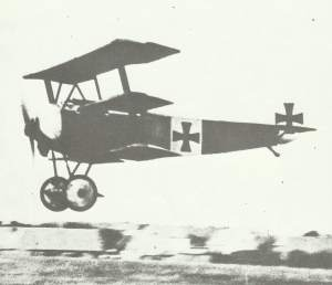 Richthofen's Fokker Dr I