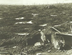 battlefield of Ypres