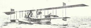Curtiss H12 America flying boat