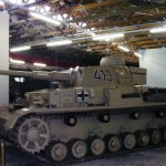 Panzer IV Ausf G in Panzer museum Munster