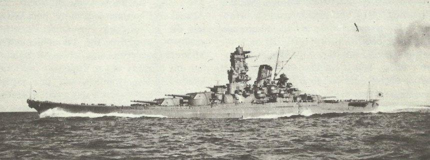 Superbattleship 'Yamato'