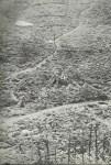 Shelled village near Ypres