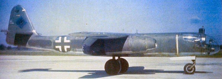 captured Aradr Ar 234B