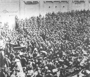 Petrograd Soviet