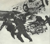 Ju 52 in the Stalingrad pocket