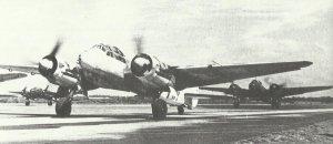 Ju88C long-range fighters