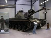 M48A2GA2 medium battle tank