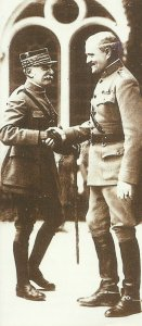 Foch and Pershing