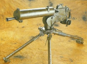 Polish Heavy Machine Gun Model 1930