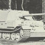 tank destroyer Elefant