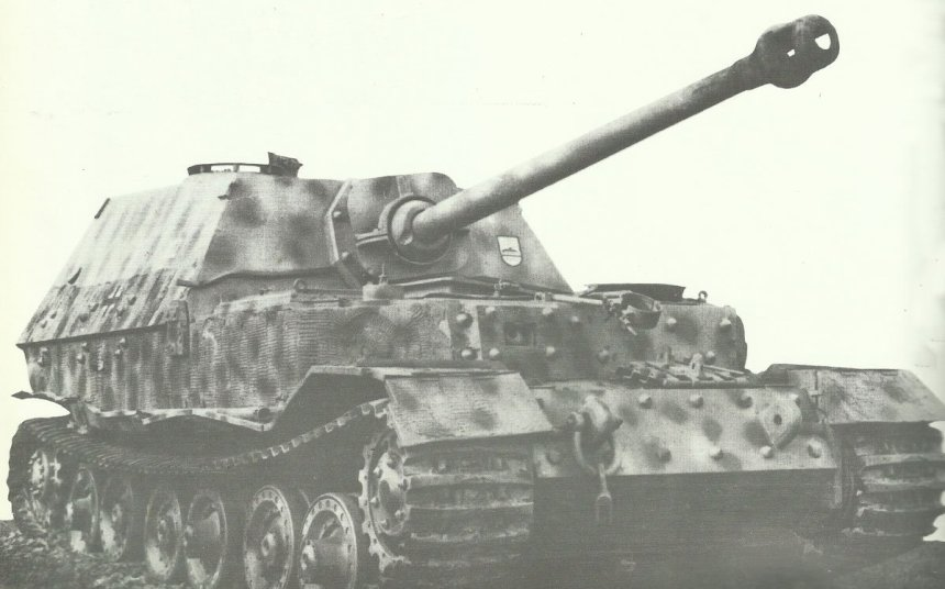 Ferdinand tank destroyer > WW2 Weapons