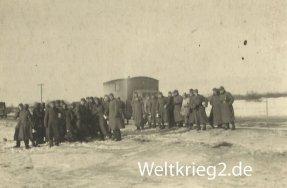 Narva front February 1944