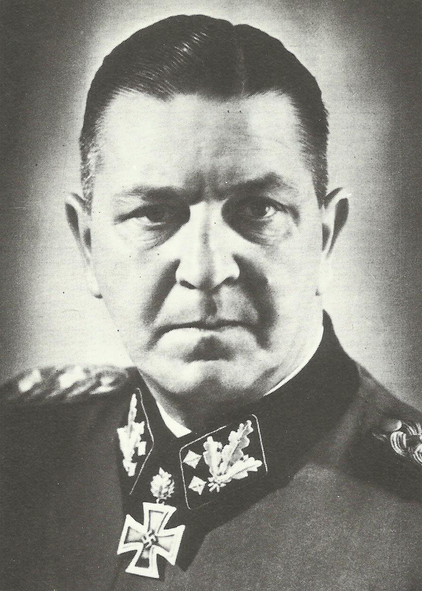 Ss obergruppenführer theodor eicke