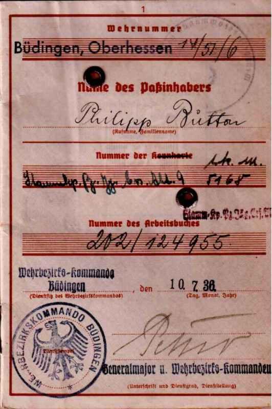 Military Passport