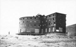 Campo Imperatore Hotel on the Gran Sasso