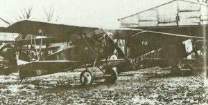 Three Fokker D.VII of Jasta 2