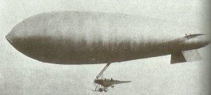 SS class airship