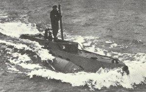 X-Craft midget submarine