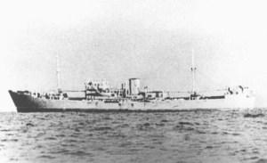 auxiliary cruiser 'Michel'