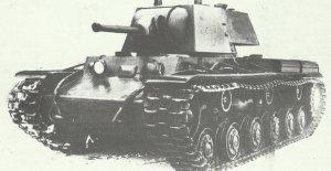 KV-1 Model 1940